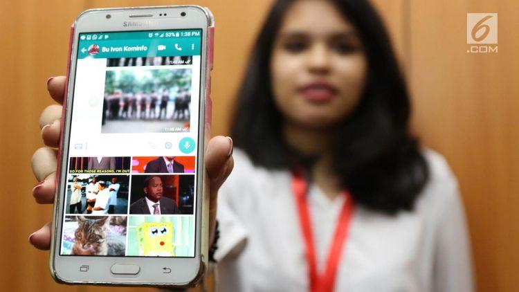 Redam Kasus WhatsApp, Indonesia Harus Perbanyak Aplikasi Lokal