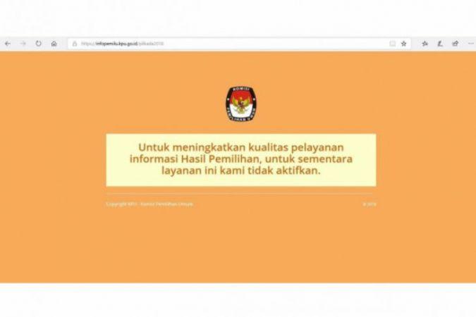 KPU Mesti Gandeng BSSN Amankan Real-Count Dari Serangan Siber