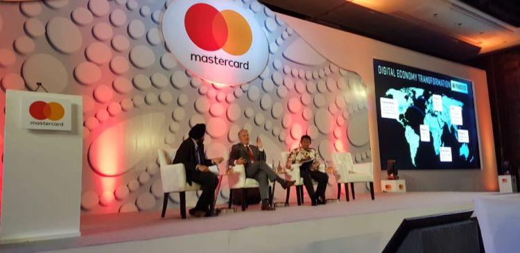 Panel Discussion on Mastercard Global Risk Leadership Conference