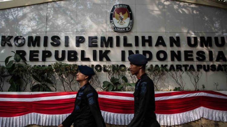 KPU Jadi Sasaran Serangan Siber, tapi Hacker Bukan Ancaman