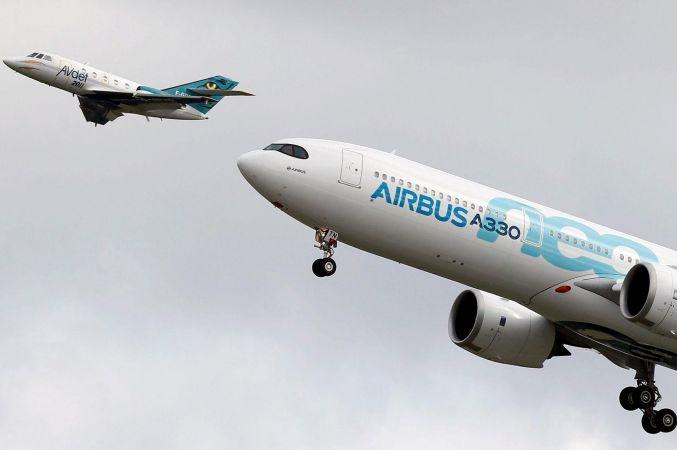 Airbus Mendeteksi Adanya Serangan Siber di Sistem Informasi Pesawat Komersialnya